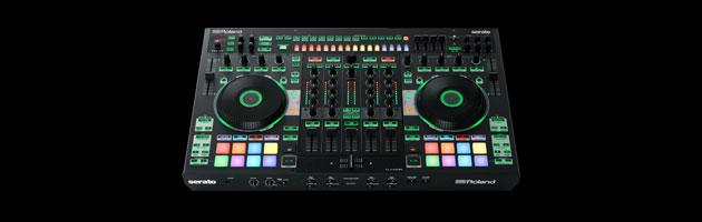 Zwei Player – ein Sound. Der Roland DJ-808 für Serato DJ