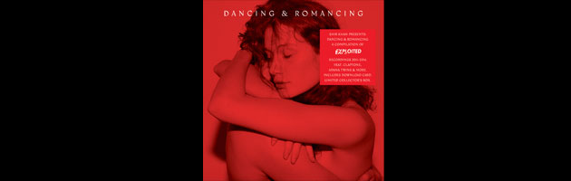 "Am 23.09 erscheint die Compilation ""Shir Khan presents Dancing & Romancing"""
